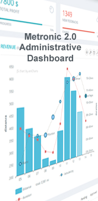 Metronic 2.0 Administrative Dashboard