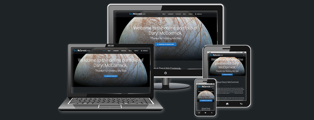 Responsive Design for All View-Ports